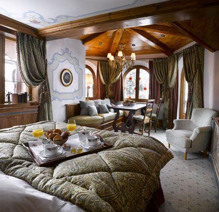 Hotel De Charme Les Airelles Home Decor Interior Design Great