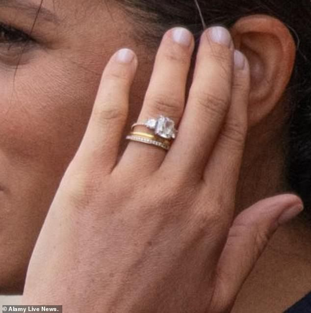 Has Meghan Markle redesigned her engagement ring?