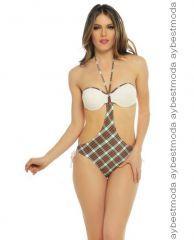 Ekoseli Mayokini 2016 Mayokini Modelleri Bikini Mayolar Moda Stilleri