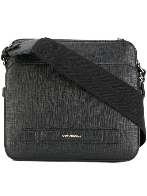 7009ee22f0 ... BAGS by Allstyls US. Shop Dolce   Gabbana double compartment messenger  ...