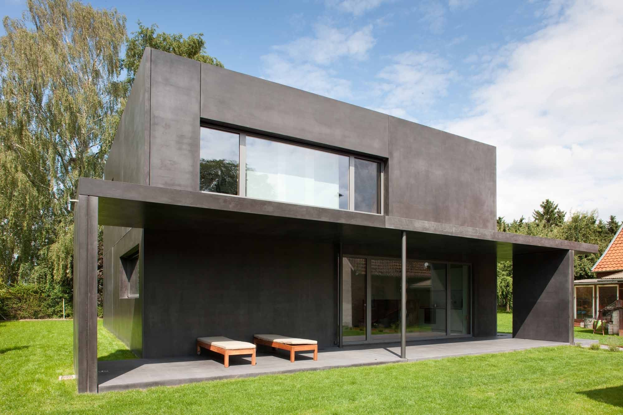 Vordach Beton bildergebnis für architektur vordach beton terrassenüberdachung