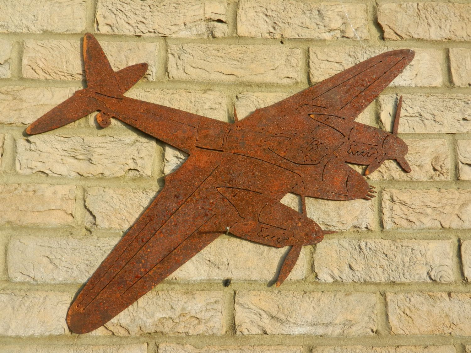 RAF Mosquito Wall Hanging Art / De Havilland Mosquito Plane / World ...