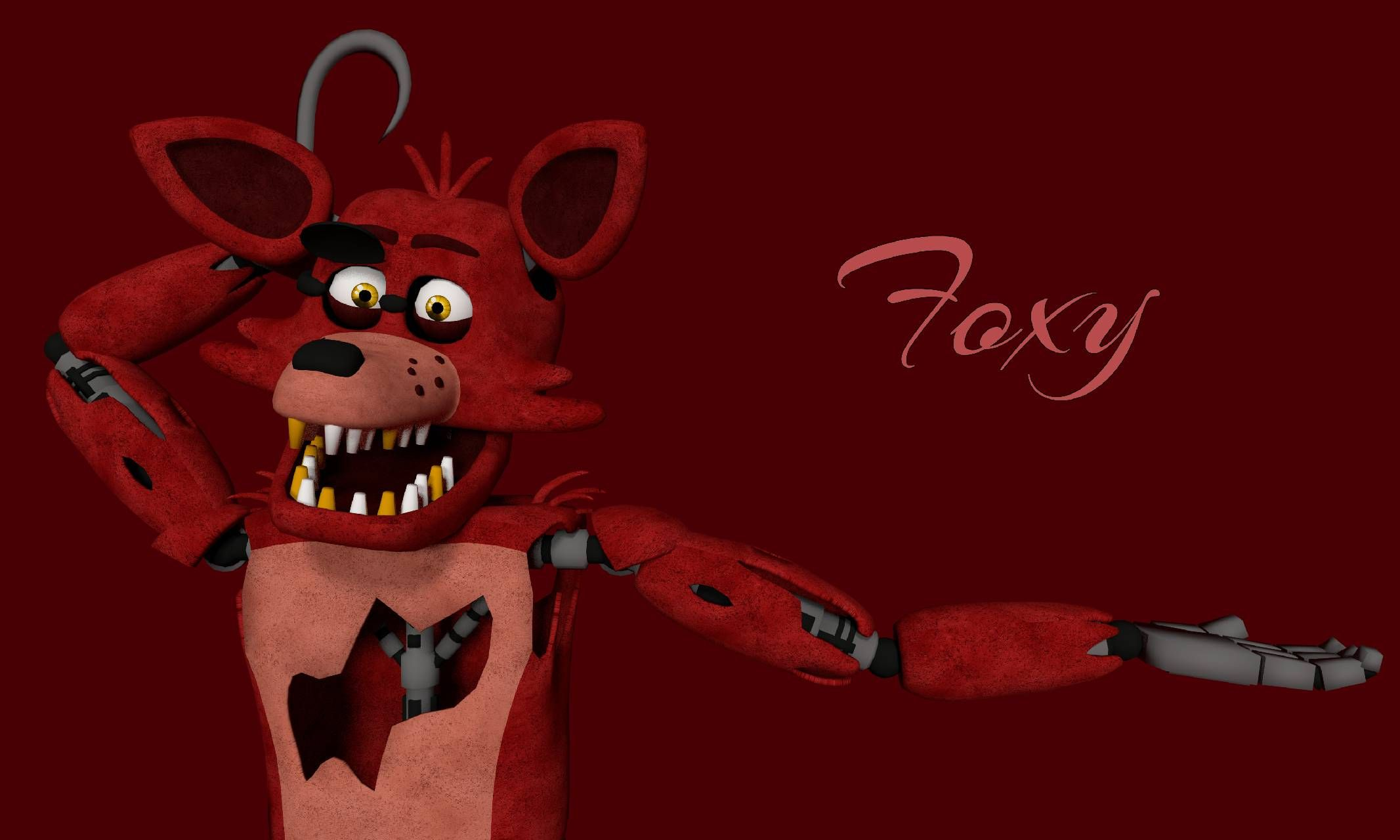 Download Foxy Wallpaper by EpicShadow228 4a Free on