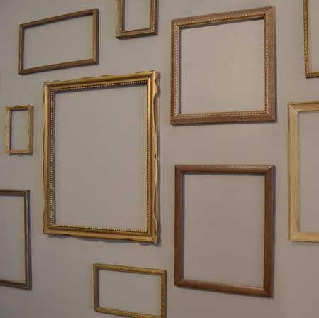 Tracy Roughton Decor Frame Wall Decor Gold Frame Wall Frames On Wall