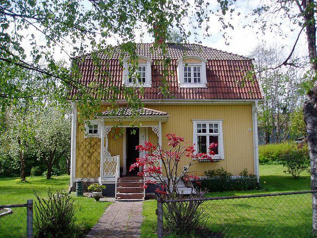 die besten 25 schwedenhaus ideen auf pinterest schwedisches haus gotland und skandinavische. Black Bedroom Furniture Sets. Home Design Ideas