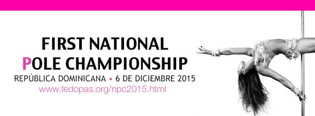 Armario de Noticias: A competir en Pole Dance en República Domincana