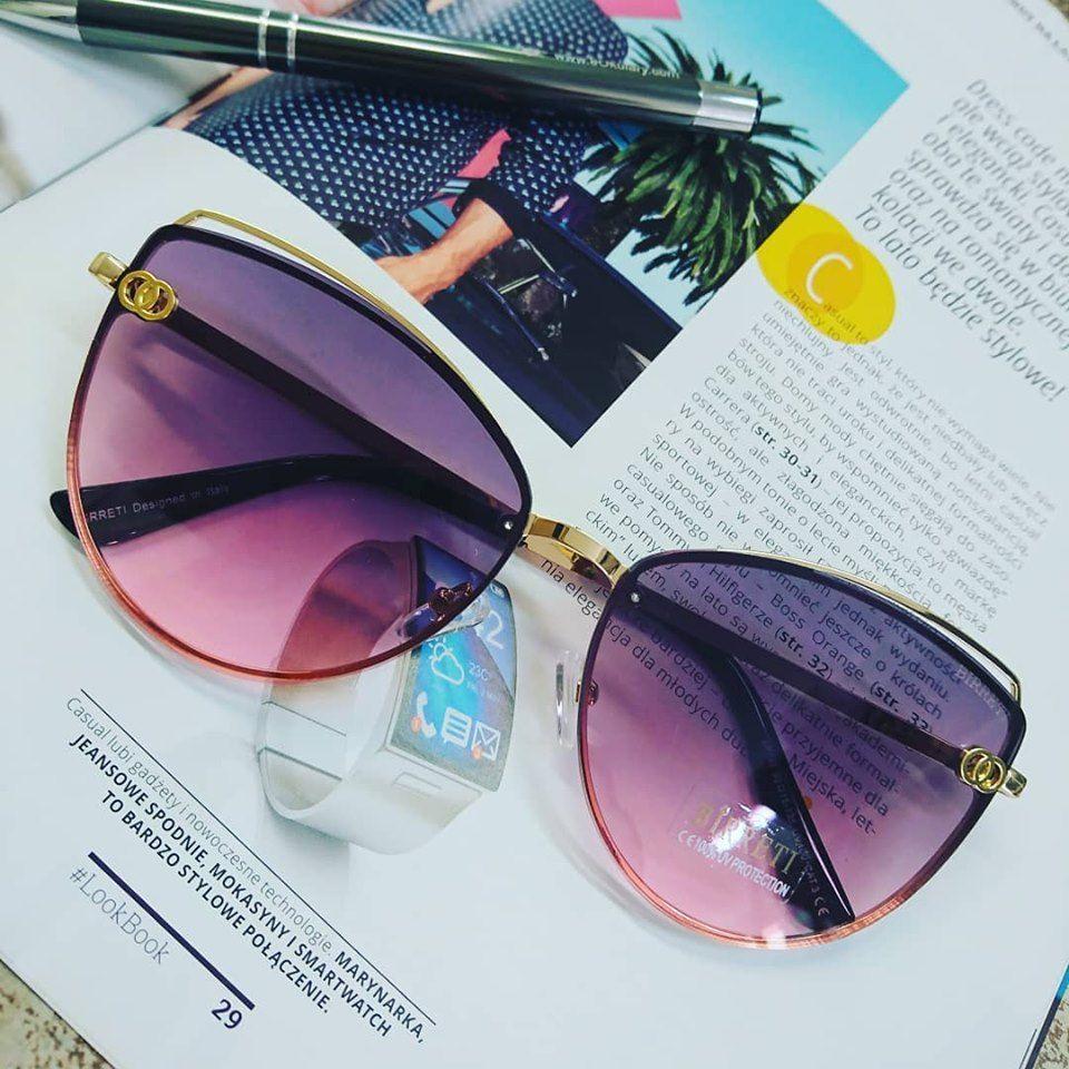 Stylowe i modne okulary przeciwsłoneczne dla kobiet