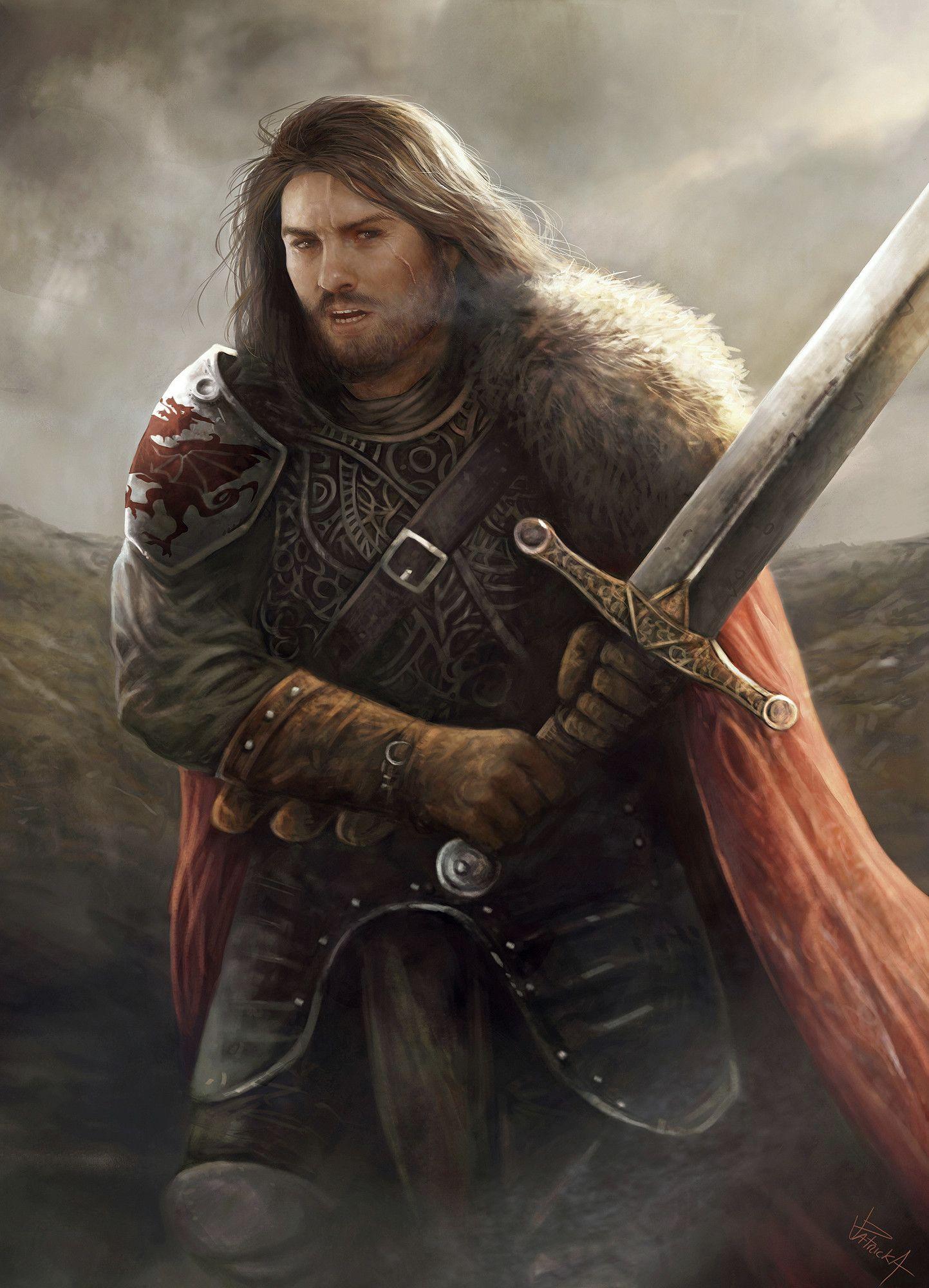 Fantasy warrior men - photo#48