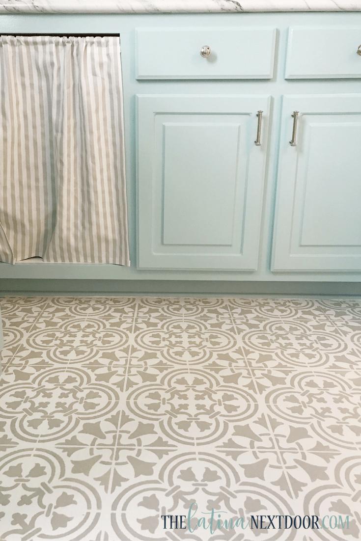 How To Paint Linoleum Floors Painting Linoleum Floors