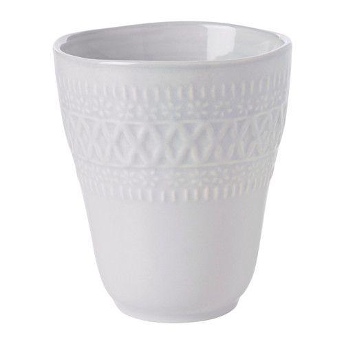 IKEA - SOMMAR 2017, Vaso, Las variaciones en el vidriado confieren a cada jarra un carácter especial.