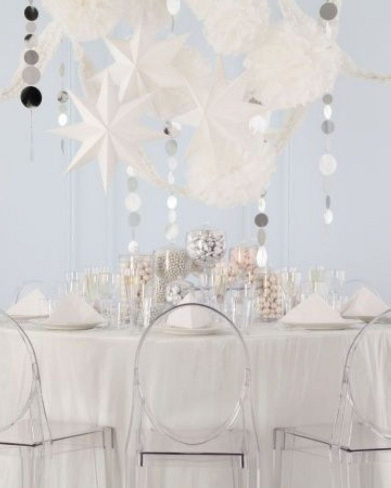 25 Luxury New Years Eve Decoration Ideas (With images ...