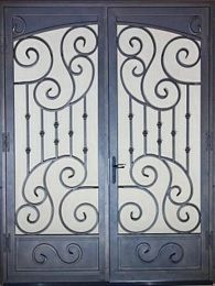 Good Custom Wrought Iron Security Screen Doors, Or Storm Doors, Of The Highest  Quality. Contact First Impression Security Doors Today!