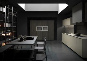 Cucine Moderne MH6 | Modulnova Cucine | 厨 | Pinterest