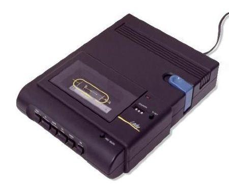 """Passend zum unter """"Steuergeräte"""" beschriebenen und abgebildeten """"Lady Stereo SR 750"""" wurde ein Kassettendeck entwickelt, das technisch auf dem in vielen Recordern verbauten einmotorigen Laufwerk MU300 basiert. Hierbei handelt es sich jedoch nur um ein Funktionsmuster, das so nie in Serie ging."""