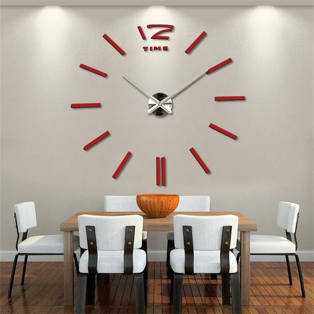 Big Wall Clock Ideas Satoviclocks Pinterest Big Wall Clocks