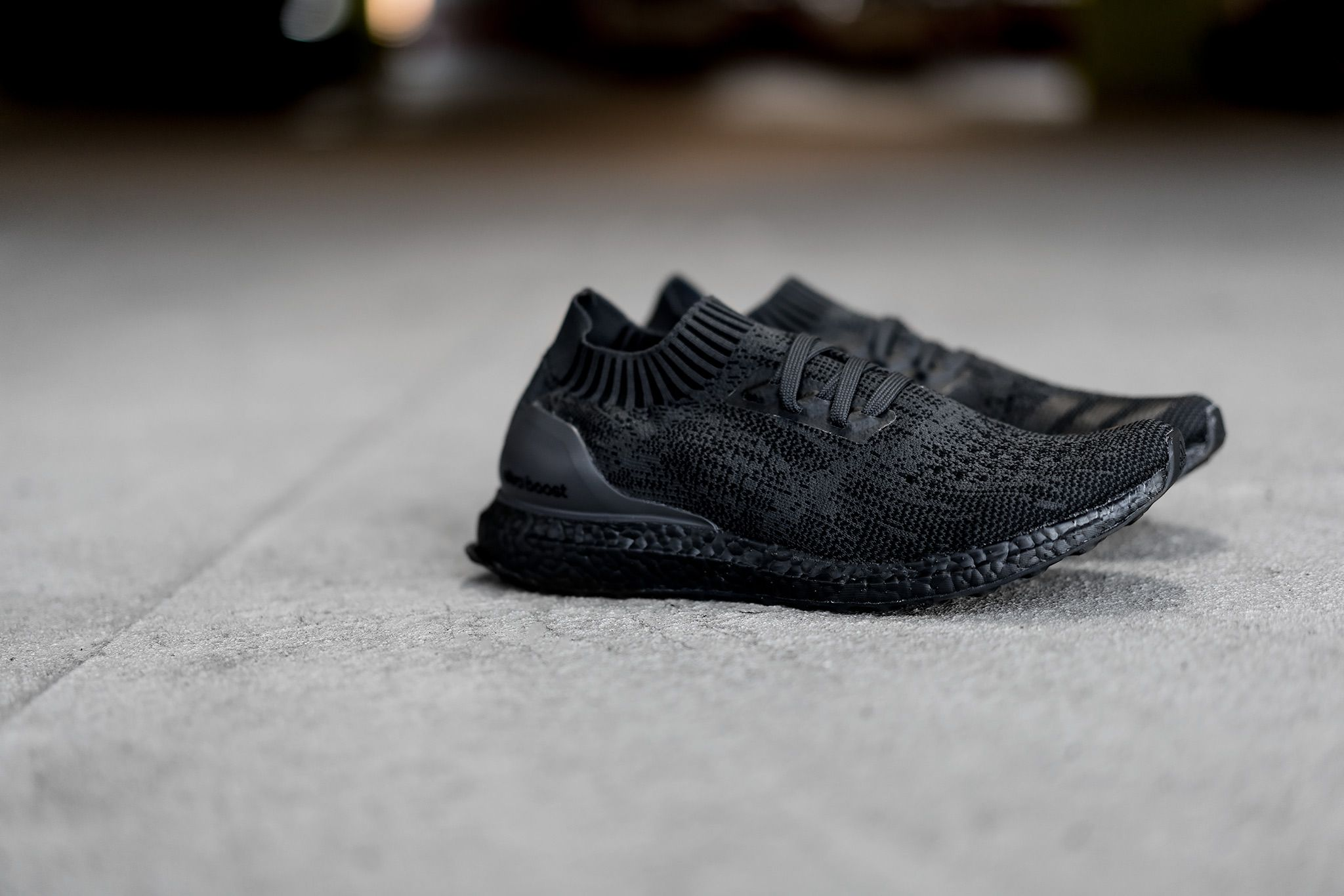 "da5c932da479a adidas Ultra Boost Uncaged ""Triple Black""  adidas  UltraBoost  Uncaged   TripleBlack  HAVENSHOP"