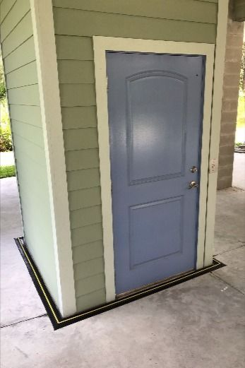 Customer Installation #23 – Elevator Room