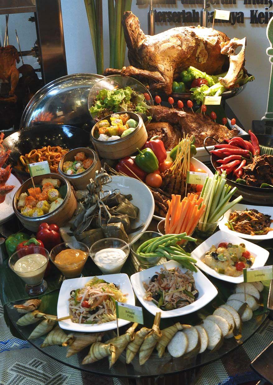 Sinaran Ramadan 2016 Royale Songket Restaurant Grand Bluewave