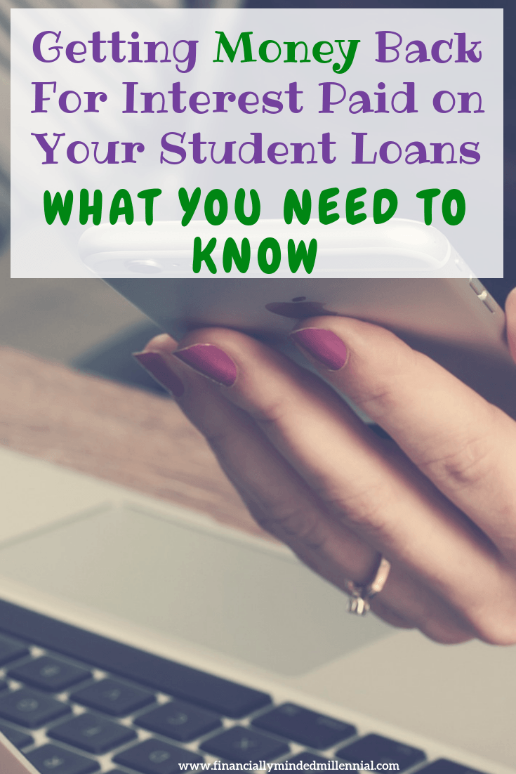 Are You Preparing For Tax Season Don T Miss Out On Money You Can Get Back For The Interest You Pa Student Loan Interest Student Loans Student Loan Forgiveness