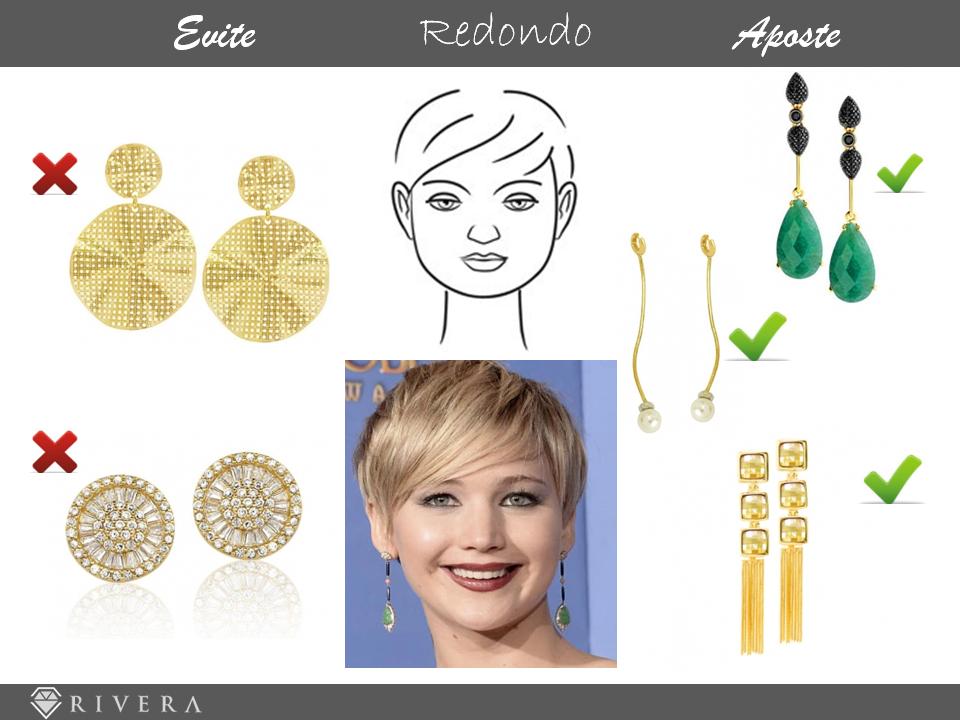 7b579e6855c05 Blog Rivera Joias  Quais tipos de brincos combinam com o seu rosto ...