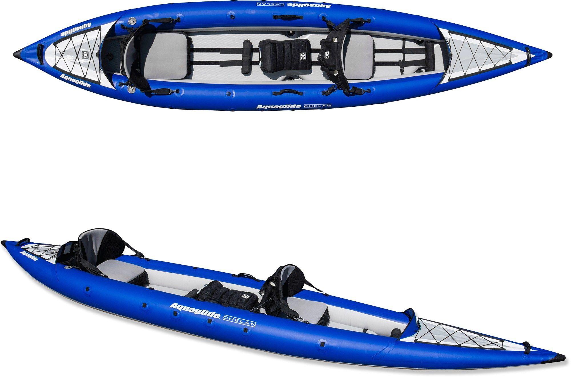 Chelan HB Tandem XL Inflatable Kayak | *Sporting Goods