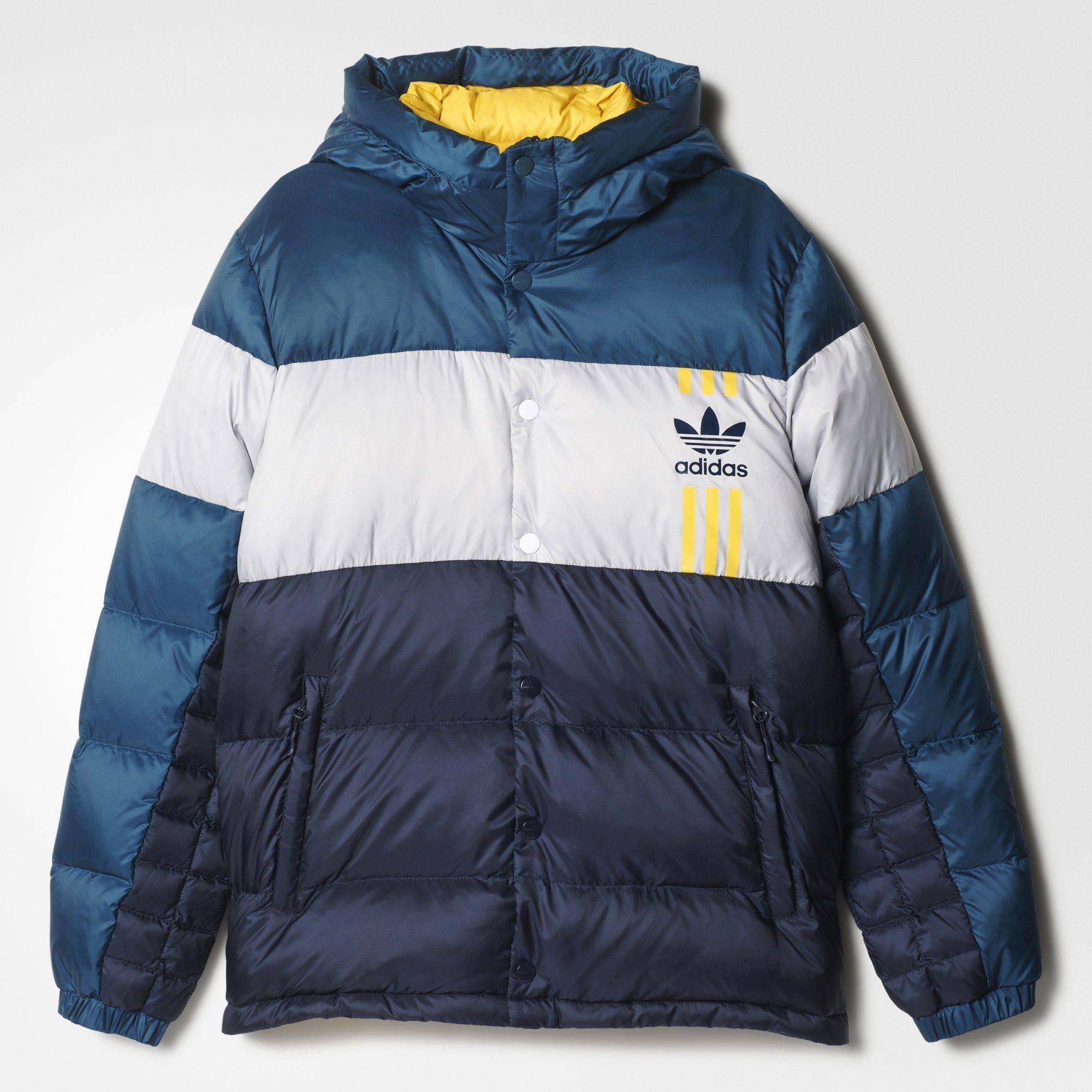 Chaqueta ID96 Down | Adidas chaqueta, Chaquetas, Adidas
