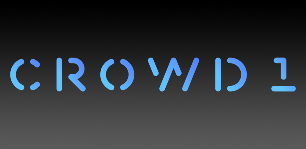crowd1 logo Google Search Logos, Online networking