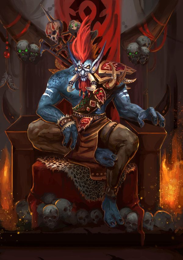 Illustration De Rina Cane Wow World Of Warcraft Warcraft Art