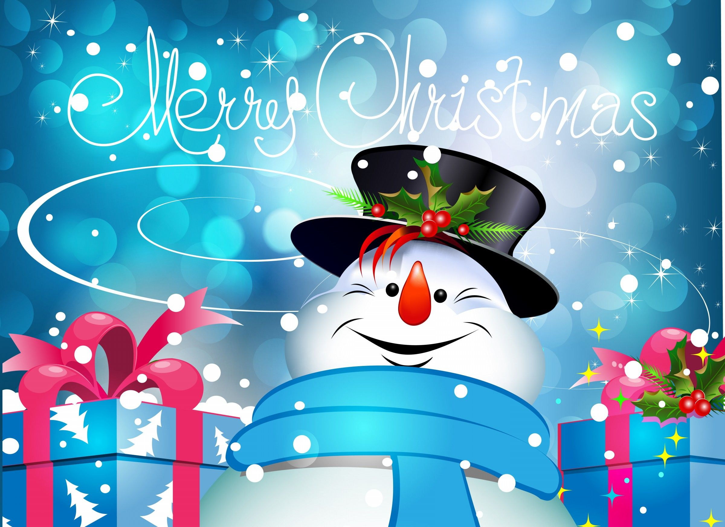 Christmas Free Desktop Wallpaper High Resolution Christmas