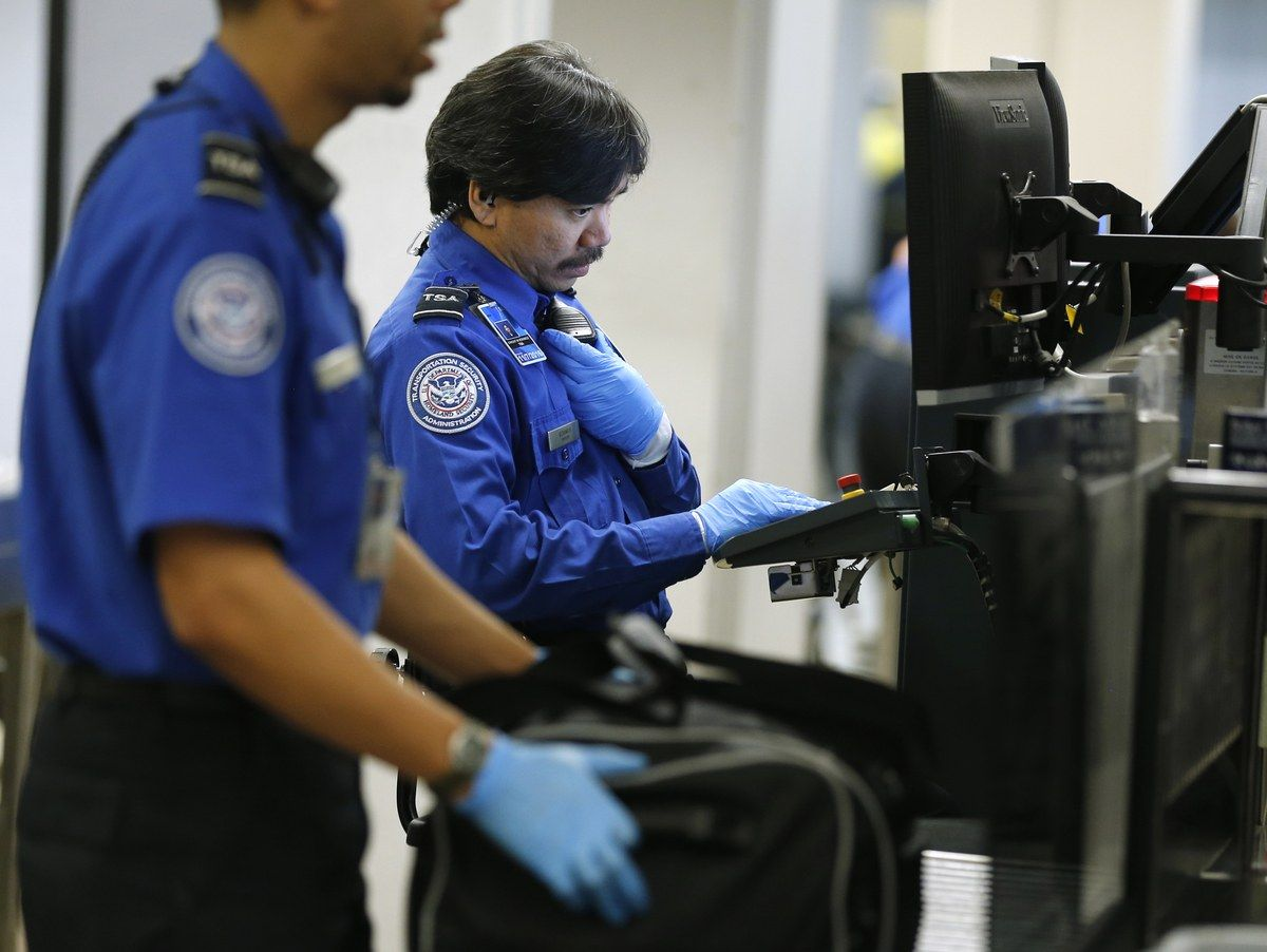 Australia Joins U.S. TSA in Screening Powders Travel
