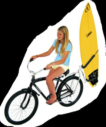 Bicycle Surf Rack