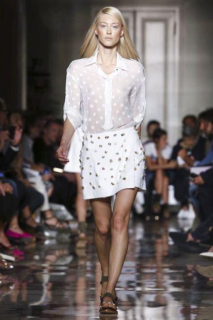 Andrea Incontri Ready To Wear Spring Summer 2015 Milan