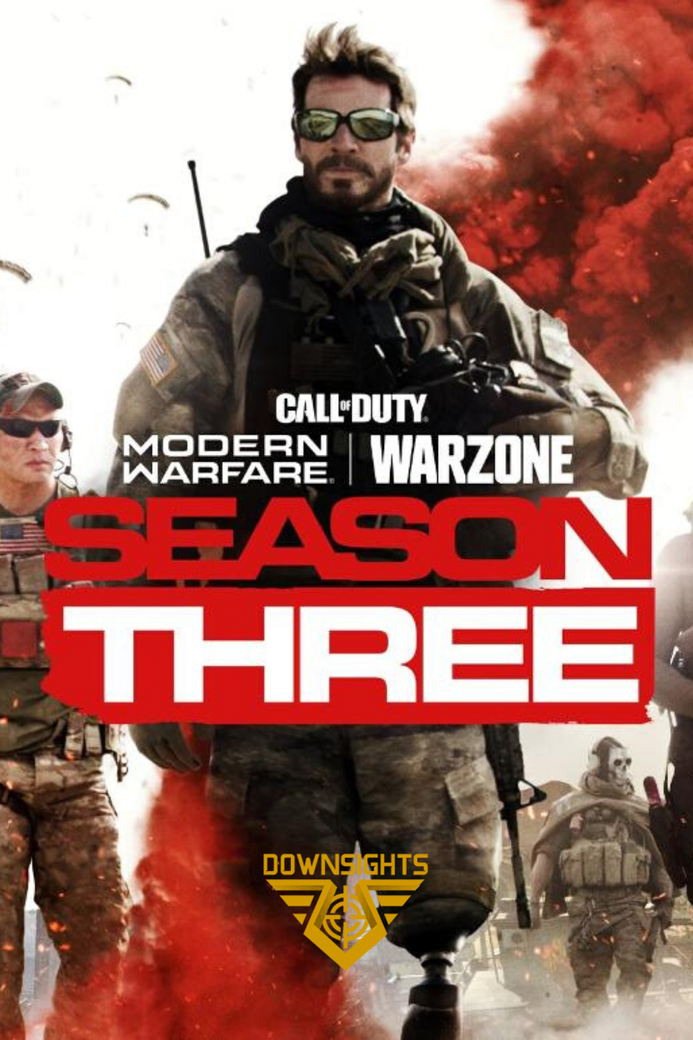 Call Of Duty Warzone Season 3 Starting April 8 In 2020 Call Of Duty Modern Warfare Battle Royale Game