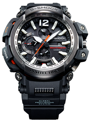 564442a53dde Casio G-Shock GravityMaster