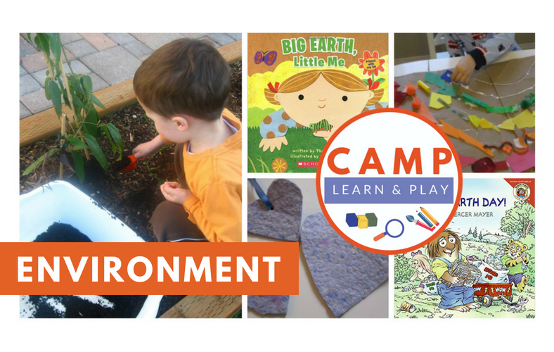 Camp Learn Play Free Summer Camp At Home In 2021 Play To Learn Summer Camp At Home Summer Camps For Kids