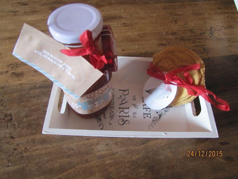 Petits cadeaux de noël gourmand