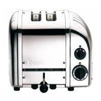 Dualit NewGen Toaster, 2:n palan, kromi