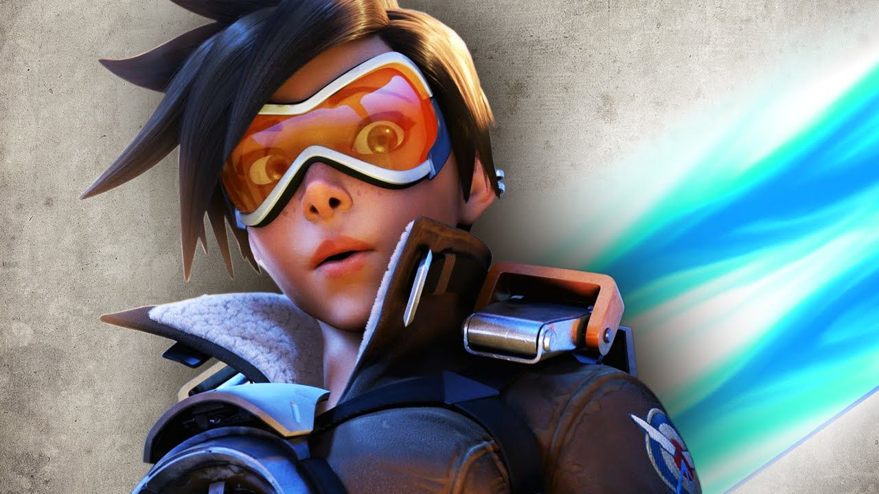 who is tracer tracer lore backstory overwatch teleporter