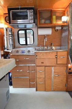 Ford Transit Camper Conversion Kit