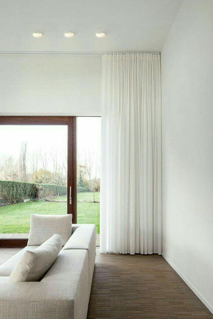 Len Kolonialstil cortinas bow window buscar con ideas para el hogar