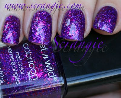 wet n wild - back alley deals (dupe of Nails Inc. Special Effects 3D ...