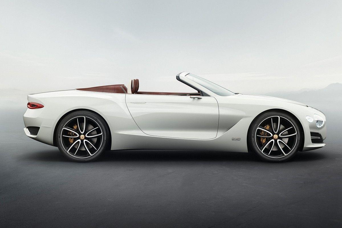 La première Bentley électrique avant 2025 ? Voitures de