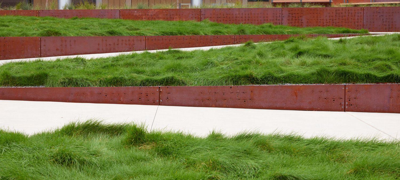 Landscape Design By Andrea Cochran Landscape Architecture, San Francisco |  Energy Biosciences Building At UC