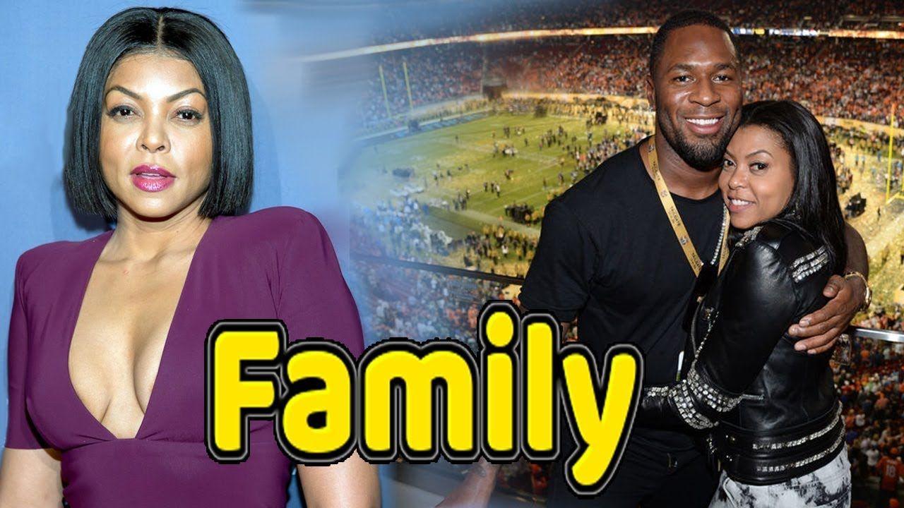 Taraji P. Henson Family Photos With Son,Husband and