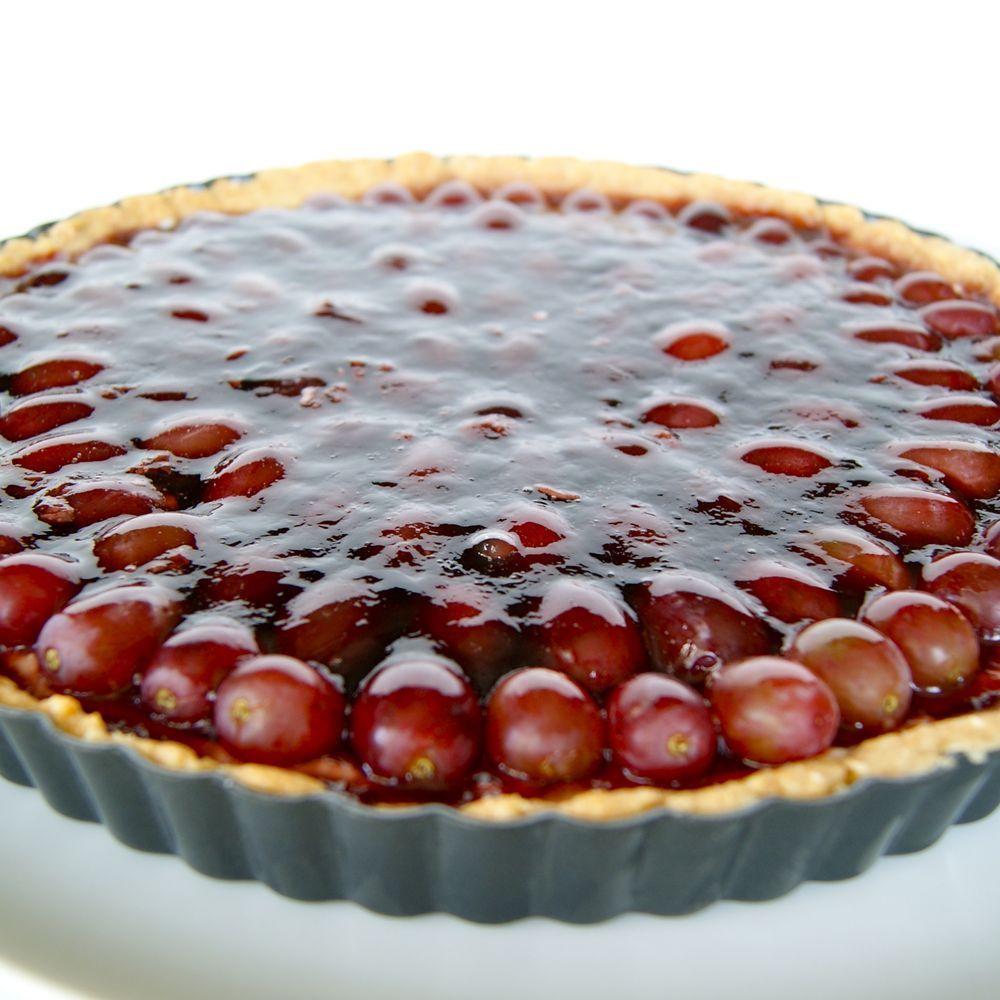 Red Wine Grape Tart Recipe Tart Recipes Grape Pie Recipes Food 52