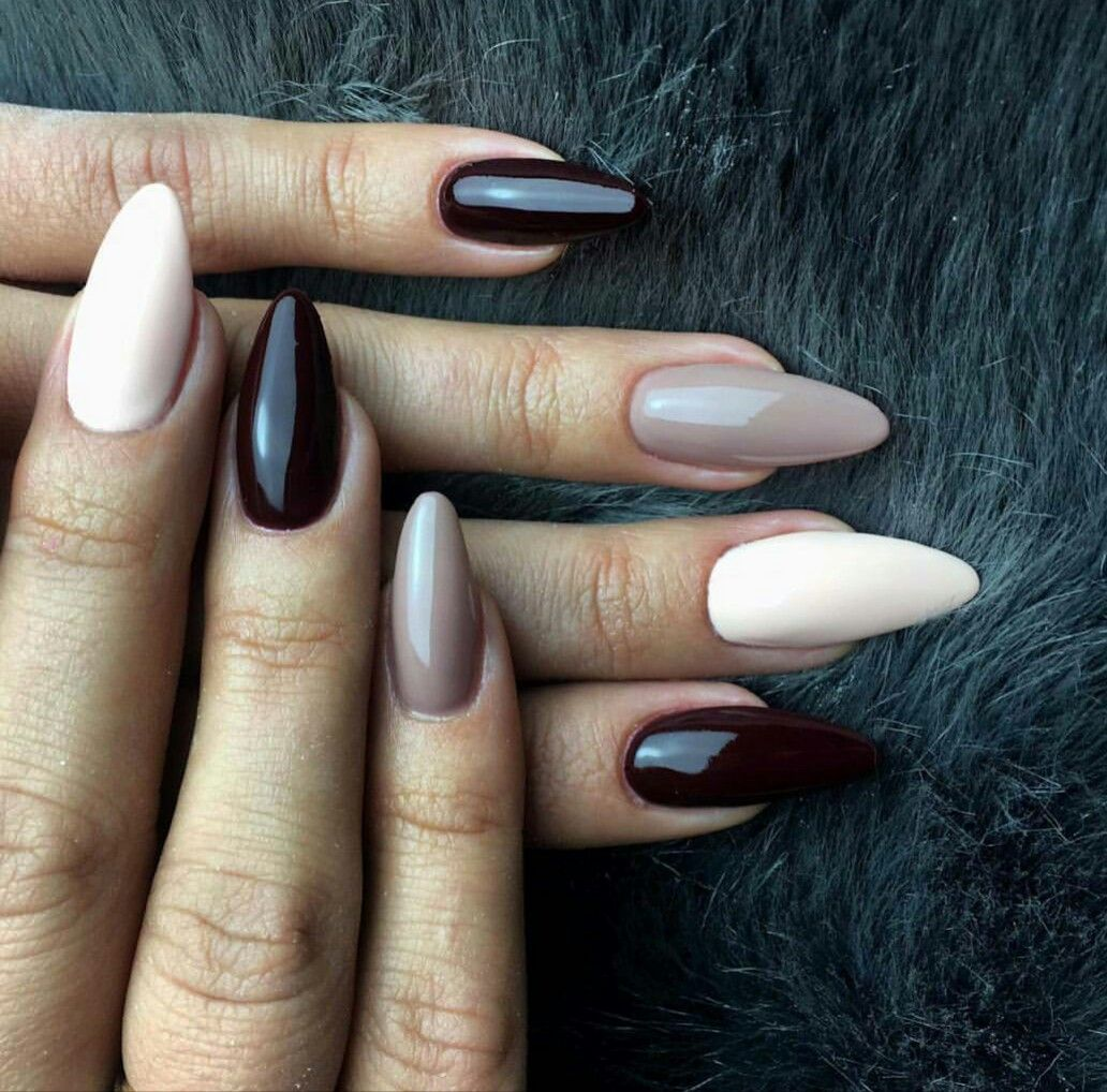 Pin by Emily on Unhas | Pinterest | Neutral nails, Manicure and Nail ...