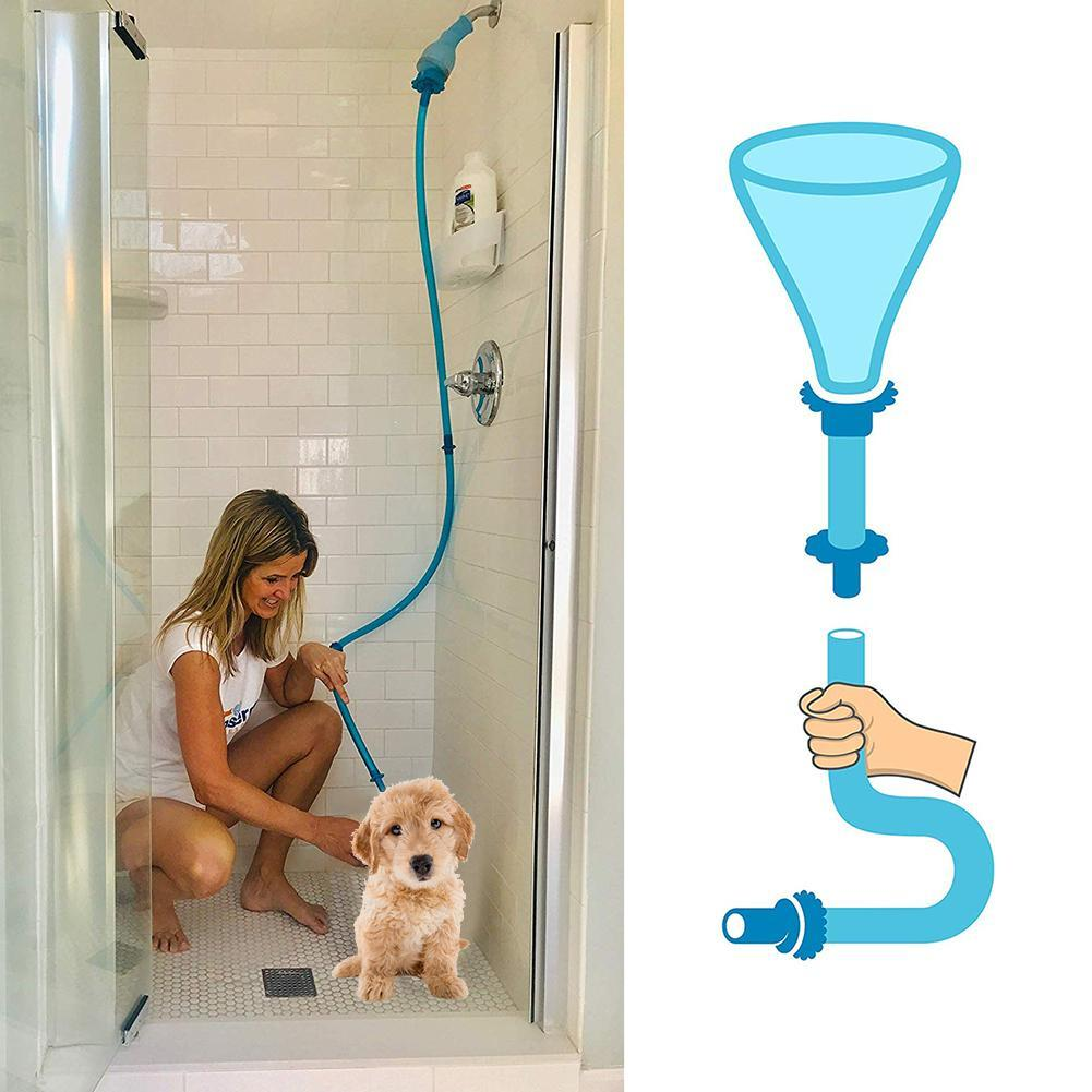 Pet Shower Nozzle Products In 2019 Sprinkler Hose Shower