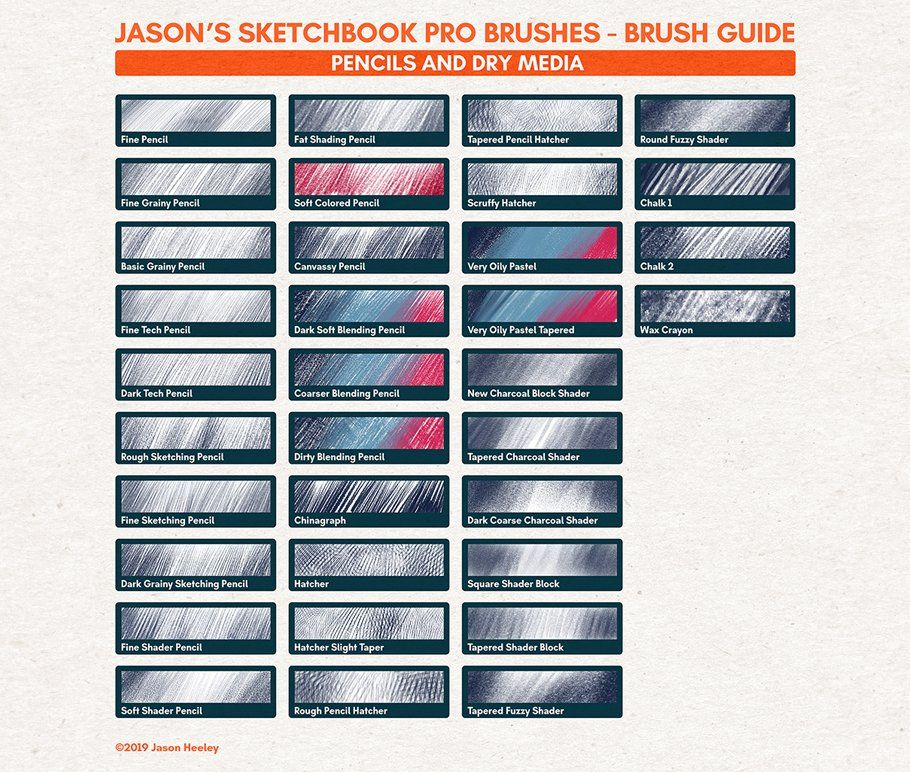 Jason S Sketchbook Pro Mega Set Sketchbook Pro Graphics Tablet