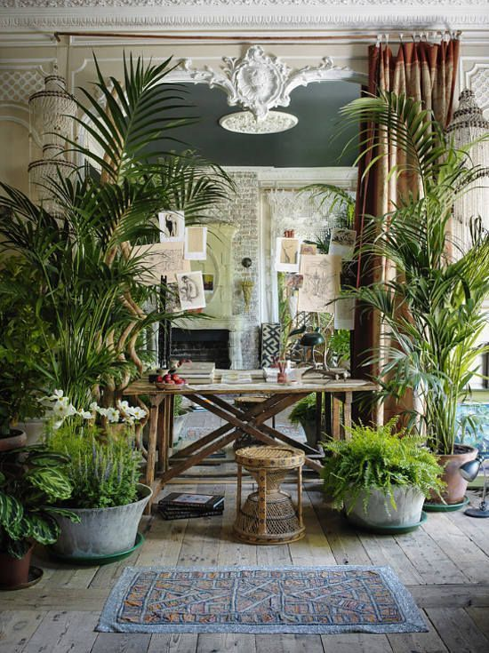 Awesome how to decorate  room with jungle theme https vintagetopia also bohemian homes interior design sitting eclecticg rh pinterest