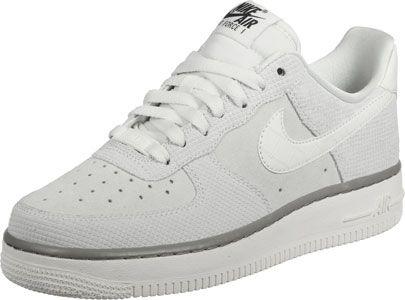 size 40 94a00 cb19e ... low chaussures blanc noir ligne bon marché coupon code for nike air  force 1 07 suede w chaussures gris 5c5dc 61981 get dernières nike femmes  flyknit ...